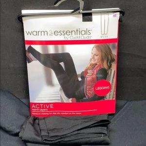 Warm Essentials by Cuddl Duds -Leggings